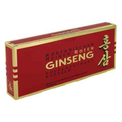 Roter Ginseng Extrakt Kapseln  zamów na apo-discounter.pl