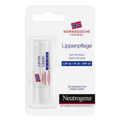 Neutrogena pomadka ochronna do ust SPF 20