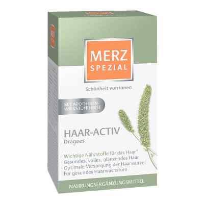 Merz Spezial Haar Activ drażetki. wzmacniające włosy  zamów na apo-discounter.pl