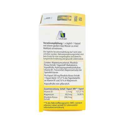 Rhodiola Rosea Kapseln 200 mg