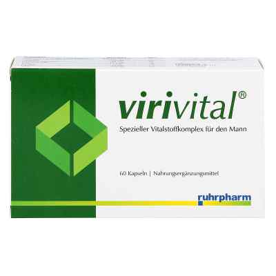 Virivital Kapseln  zamów na apo-discounter.pl