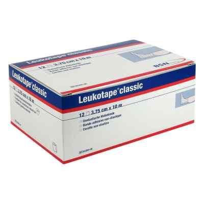 Leukotape Classic 10 m x 3,75 cm weiss 2205  zamów na apo-discounter.pl