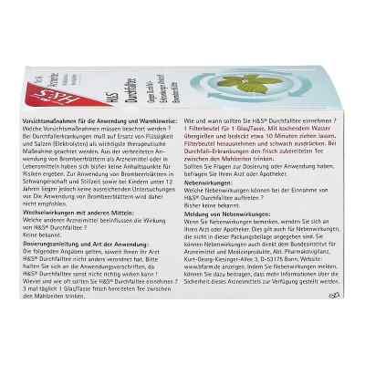 H&s Herbata ziołowa na biegunkę  zamów na apo-discounter.pl