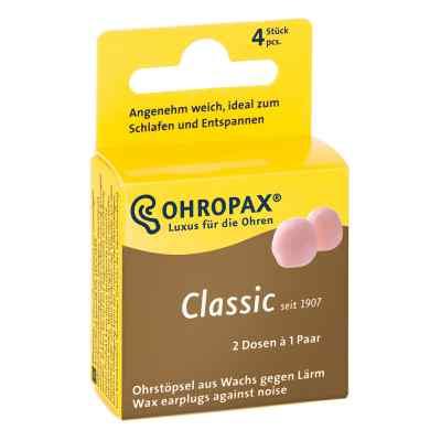 Ohropax Classic stopery przeciwhałasowe  zamów na apo-discounter.pl
