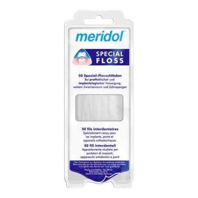 Meridol special Floss nić dentystyczna  zamów na apo-discounter.pl