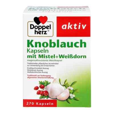 Doppelherz kapsułki - czosnek jemioła głóg  zamów na apo-discounter.pl