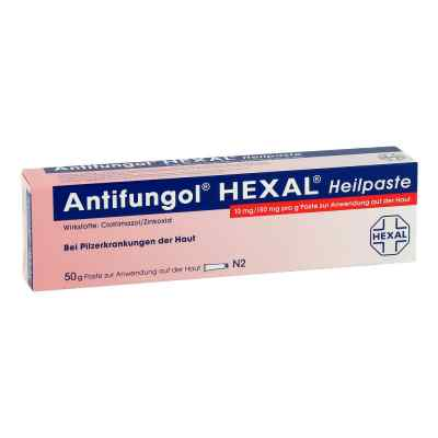 Antifungol Hexal Heilpaste  zamów na apo-discounter.pl