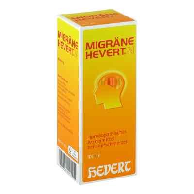 Migraene Hevert N Tropfen