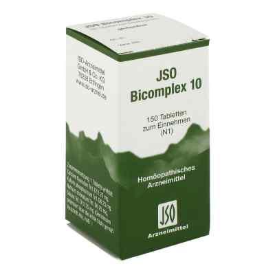 Jso Bicomplex Heilmittel Nr. 10  zamów na apo-discounter.pl