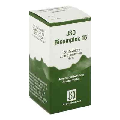 Jso Bicomplex Heilmittel Nr. 15  zamów na apo-discounter.pl