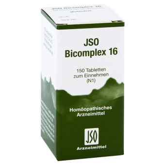 Jso Bicomplex Heilmittel Nr. 16  zamów na apo-discounter.pl