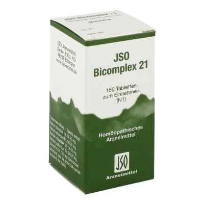 Jso Bicomplex Heilmittel Nr. 21