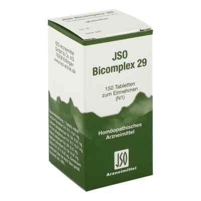 Jso Bicomplex Heilmittel Nr. 29