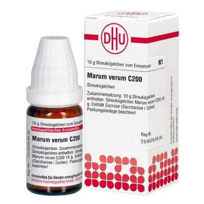 Marum Verum C 200 Globuli  zamów na apo-discounter.pl