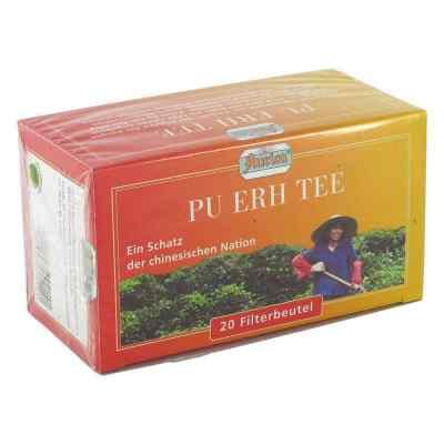 Pu Erh herbata w saszetkach  zamów na apo-discounter.pl