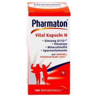 Pharmaton Vital N kapsułki