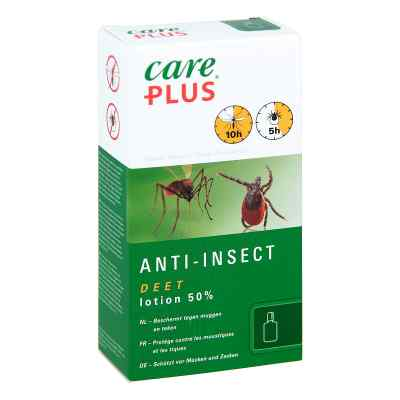 Care Plus Deet Anti Insect Lotion 50% balsam przeciwko owadom