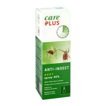 Care Plus Deet Anti Insect Spray 40% aerozol przeciwko owadom