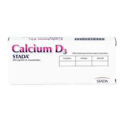 Calcium D3 Stada Kautabl.  zamów na apo-discounter.pl