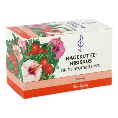 Hagebutte Hibiskus herbata  zamów na apo-discounter.pl