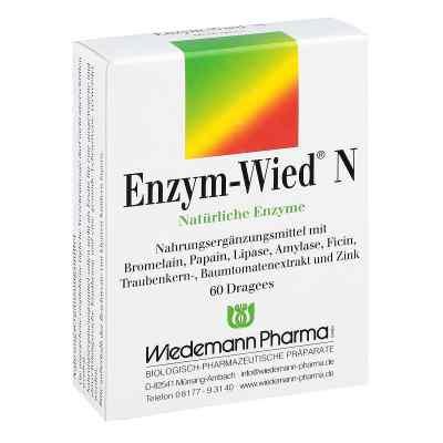 Enzym Wied N drażetki