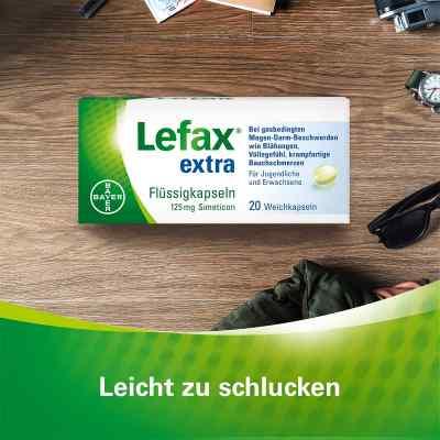 Lefax extra kapsułki  zamów na apo-discounter.pl