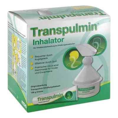 Transpulmin Erkaeltungsbalsam + Inhalator  zamów na apo-discounter.pl
