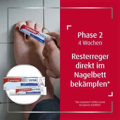 Canesten Extra zestaw na grzybicę paznokci  zamów na apo-discounter.pl