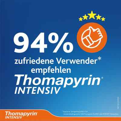 Thomapyrin Intensiv Tabl.  zamów na apo-discounter.pl