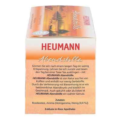 Heumann Tee Abendstille herbata wieczorna saszetki