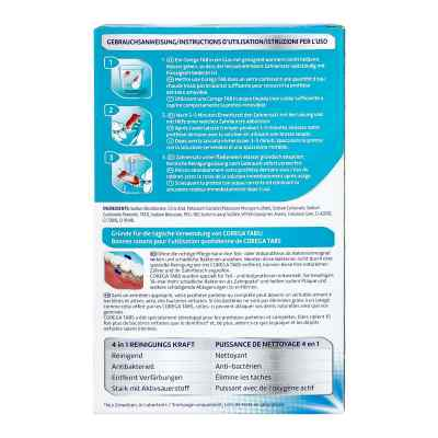 Corega Tabs 3 Minuten tabletki do czyszczenia protez  zamów na apo-discounter.pl