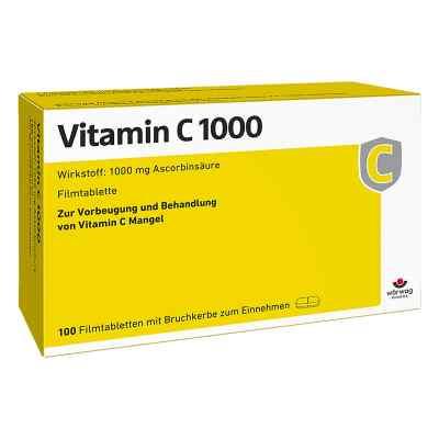 Vitamin C 1000 Filmtabl.  zamów na apo-discounter.pl