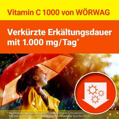 Vitamin C 1000 tabletki powlekane  zamów na apo-discounter.pl