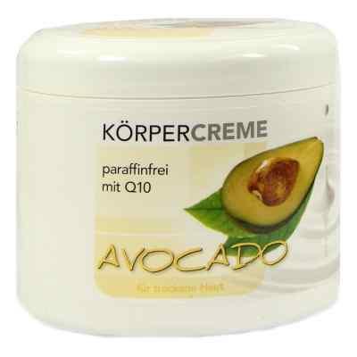 Avocado Koerpercreme Q10  zamów na apo-discounter.pl