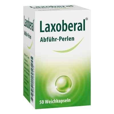 Laxoberal kapsułki przeczyszczające