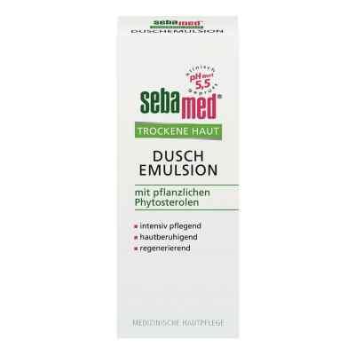 Sebamed emulsja pod prysznic dla skóry suchej
