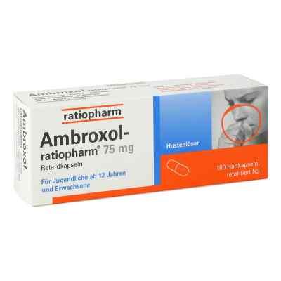Ambroxol ratiopharm 75 mg Hustenloeser Red.kaps.  zamów na apo-discounter.pl