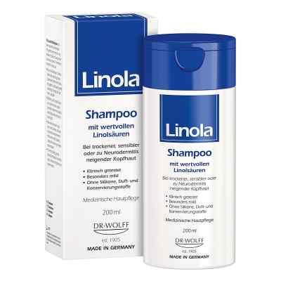Linola szampon  zamów na apo-discounter.pl
