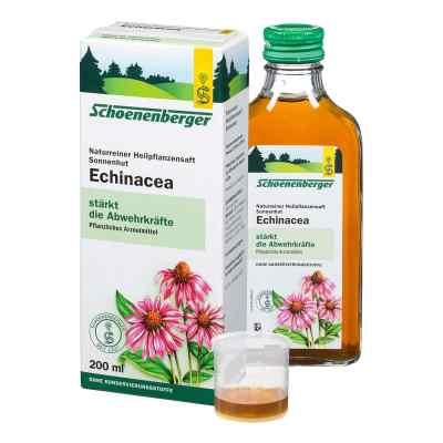 Echinacea Saft Sonnenhut Schoenenberger  zamów na apo-discounter.pl
