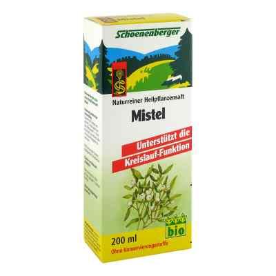 Schoenenberger sok z jemioły dla poprawy krążenia