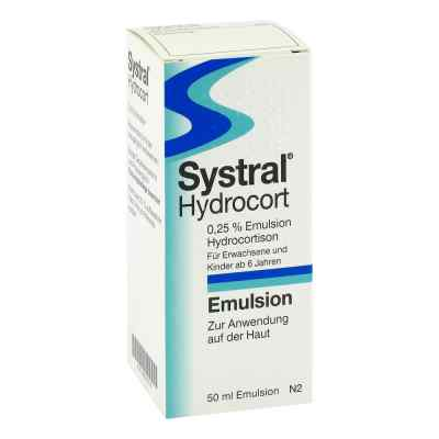 Systral Hydrocort Emulsion  zamów na apo-discounter.pl