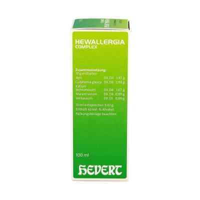 Hewallergia Complex Tropfen  zamów na apo-discounter.pl