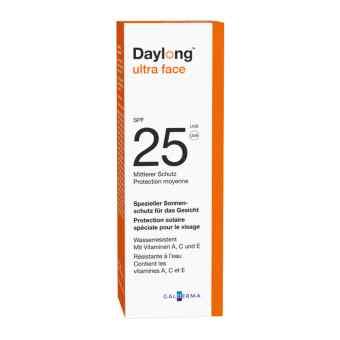 Daylong Ultra przeciwsłoneczny krem do twarzy SPF25  zamów na apo-discounter.pl