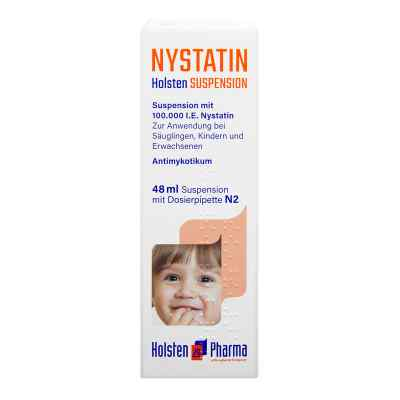 Nystatin Holsten Suspension