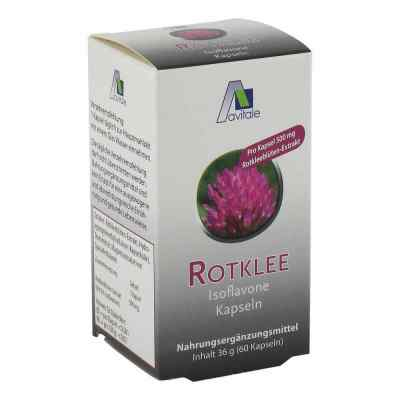Rotklee Kapseln 500 mg  zamów na apo-discounter.pl