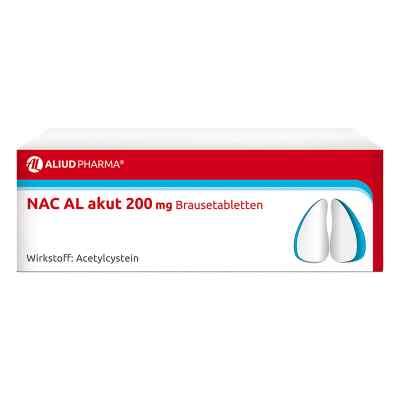 Nac Al akut 200 mg Brausetabl.