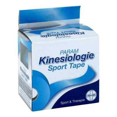 Kinesiologie Sport Tape 5cmx5m blau  zamów na apo-discounter.pl