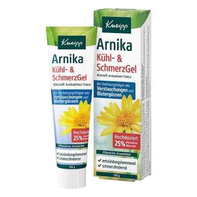 Kneipp Arnika żel przeciwbólowy i chłodzący  zamów na apo-discounter.pl