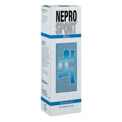 Nepro Sport Gel blau  zamów na apo-discounter.pl