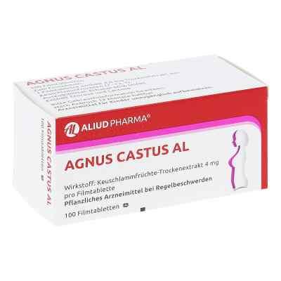 Agnus Castus Al tabletki powlekane  zamów na apo-discounter.pl